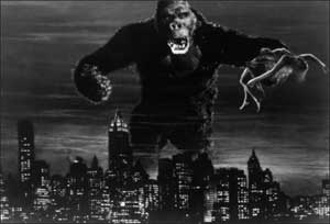 king kong, le film original, photographie