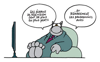 Geluck, le chat